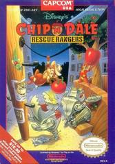 Chip and Dale Rescue Rangers Cover Art