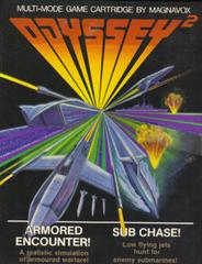 SubChase!/Armored Encounter! Magnavox Odyssey 2 Prices