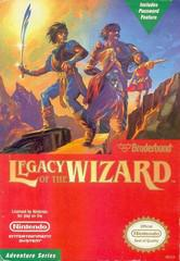 Legacy of the Wizard NES Prices