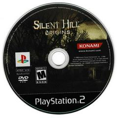 Game Disc   Silent Hill Origins Playstation 2