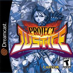 Project Justice Sega Dreamcast Prices