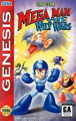 Mega Man: The Wily Wars [Reproduction] Sega Genesis Prices
