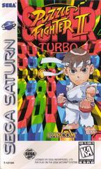 Super Puzzle Fighter II Turbo Sega Saturn Prices