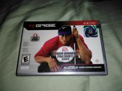 CASE ARTWORK | Tiger Woods PGA Tour 2004 N-Gage