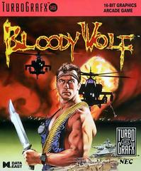 Bloody Wolf TurboGrafx-16 Prices