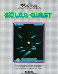 Solar Quest Vectrex Prices