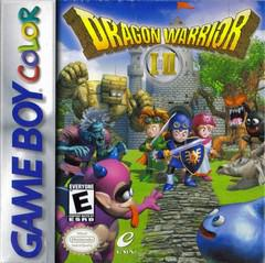 Dragon Warrior I and II GameBoy Color Prices