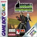 Roswell Conspiracies Aliens Myths Legends | PAL GameBoy Color