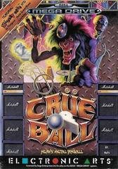 Crue Ball PAL Sega Mega Drive Prices