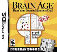 Brain Age Nintendo DS Prices
