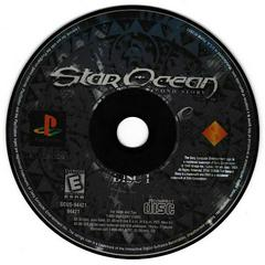 Game Disc 1   Star Ocean: The Second Story Playstation