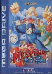 Mega Man: The Wily Wars PAL Sega Mega Drive Prices