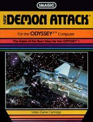 Demon Attack Magnavox Odyssey 2 Prices