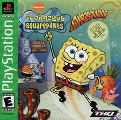 SpongeBob SquarePants Super Sponge [Greatest Hits] Playstation Prices