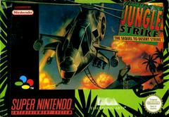 Jungle Strike PAL Super Nintendo Prices
