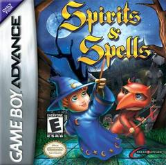 Spirits and Spells GameBoy Advance Prices