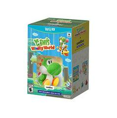 Yoshi's Woolly World amiibo Bundle Wii U Prices