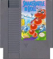 Cartridge | Snake Rattle n Roll NES