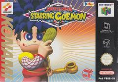 Mystical Ninja Starring Goemon PAL Nintendo 64 Prices