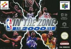 NBA In The Zone 2000 PAL Nintendo 64 Prices