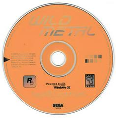 Game Disc | Wild Metal Sega Dreamcast