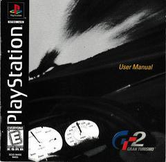 User Manual - Front | Gran Turismo 2 Playstation