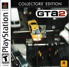 Manual - Front   Grand Theft Auto 2 [Collector's Edition] Playstation