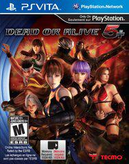 Dead or Alive 5 Plus Playstation Vita Prices