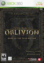 Elder Scrolls IV Oblivion [Game of the Year] Xbox 360 Prices