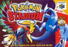 Pokemon Stadium 2 Nintendo 64 Prices