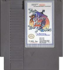Cartridge | Peter Pan and the Pirates NES