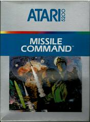 Missile Command - Front | Missile Command Atari 5200