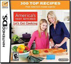 America's Test Kitchen: Let's Get Cooking Nintendo DS Prices