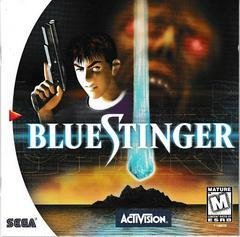 Manual - Front | Blue Stinger Sega Dreamcast