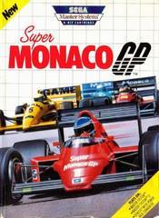 Super Monaco GP Sega Master System Prices