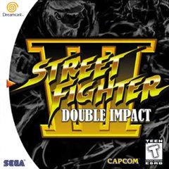 Street Fighter III Double Impact Sega Dreamcast Prices