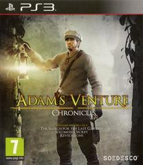Adam's Venture Chronicles PAL Playstation 3 Prices