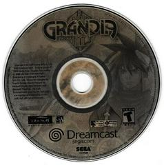 Game Disc | Grandia II Sega Dreamcast