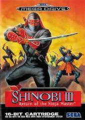 Shinobi III: Return of the Ninja Master PAL Sega Mega Drive Prices