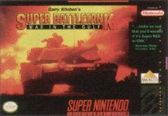 Super Battletank War in the Gulf Super Nintendo Prices
