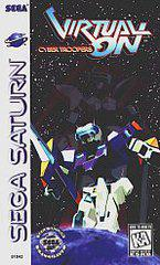 Virtual-On Cyber Troopers Sega Saturn Prices