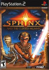 Sphinx and the Cursed Mummy Playstation 2 Prices