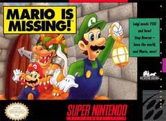 Mario is Missing Super Nintendo Prices