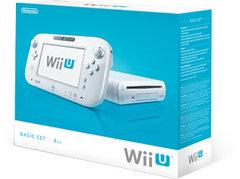 Wii U Console Basic White 8GB Wii U Prices