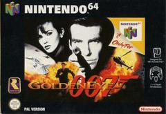 007 GoldenEye PAL Nintendo 64 Prices