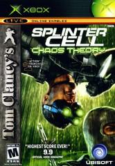 Splinter Cell Chaos Theory Xbox Prices
