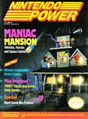 [Volume 16] Maniac Mansion Nintendo Power Prices