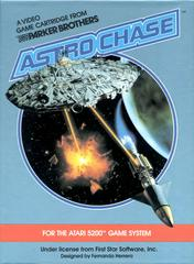 Astro Chase - Front | AstroChase Atari 5200