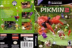Case - Cover Art | Pikmin 2 Gamecube