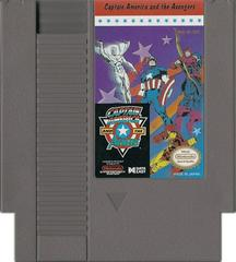 Cartridge | Captain America and the Avengers NES